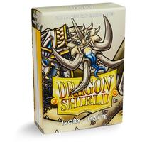 Dragon Shield - Japanese Matte Sleeves - Ivory 'Opylae' (60 Sleeves)