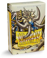 Dragon Shield - Japanese Size Sleeves - Matte Ivory 'Opylae' (60 Sleeves) - Cover