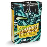 Dragon Shield - Japanese Matte Sleeves - Mint 'Arado' (60 Sleeves)