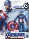 Marvel Avengers - 6 inch movie Captain America Action Figure
