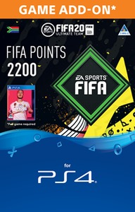 FIFA 20 Ultimate Team Digital - 2200 Points (PS4 Download) - Cover