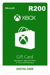 Xbox Live R200 Gift Card (Xbox One/Xbox 360/Win 10)