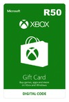 Xbox Live R50 Gift Card (Xbox One/Xbox 360/Win 10)