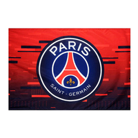 Paris Saint Germain - Crest Flag - Cover