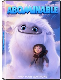 Abominable (DVD) - Cover