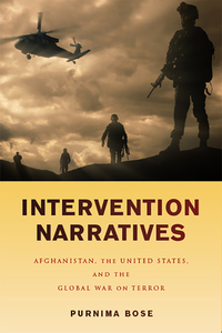 Intervention Narratives - Purnima Bose (Paperback) - Cover