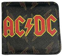 AC/DC - Logo Wallet - Cover