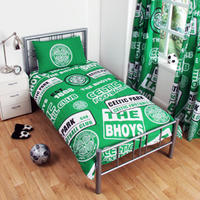 Celtic F.C. - Patch Duvet Set (Single)