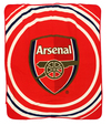 Arsenal F.C. - Pulse Fleece Blanket