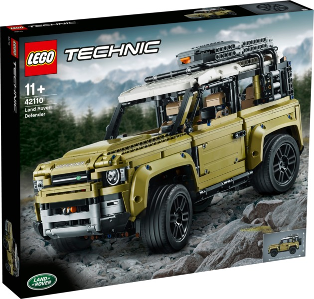 LEGO® Technic - Land Rover Defender (2573 Pieces)