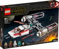 LEGO® Star Wars Episode IX - Resistance Y-Wing Starfighter (578 Pieces) - Cover
