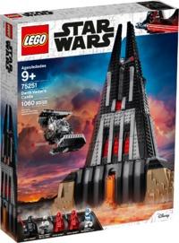 LEGO® Star Wars - Darth Vader's Castle (1060 Pieces) - Cover