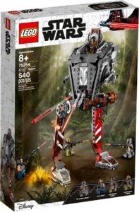LEGO® Star Wars Mandalorian - AT-ST Raider (540 Pieces) - Cover