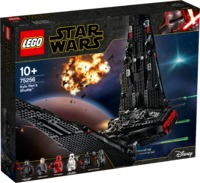 LEGO® Star Wars Episode IX - Kylo Ren's Shuttle (1005 Pieces) - Cover