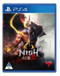 Nioh 2 (PS4) - Cover