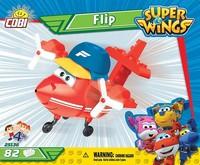 Cobi - Super Wings - Flip (82 Pieces) - Cover