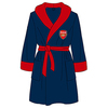 Arsenal - Mens Bath Robe (Large)