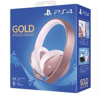 Sony PlayStation 7.1 Wireless Headset - Rose Gold Edition (PS4/PC/Mac/PSVR)