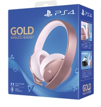 Sony PlayStation 7.1 Wireless Headset - Rose Gold Edition (PS4/PC/Mac/PSVR) - Cover
