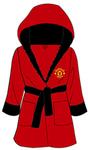 Manchester United - Kids Bath Robe (9-10 Years)