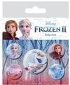 Frozen II - Destiny Button Badges (Pack of 5)