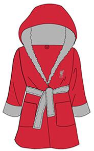 Liverpool FC - Kids Bath Robe (7-8 Years) - Cover