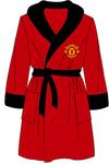 Manchester United - Mens Bath Robe (Medium)