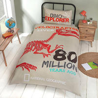 National Geographic - Raptor Reversible Duvet (Single)