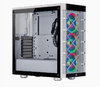 Corsair Crystal Series 465x RGB Midi-Tower Chassis - White
