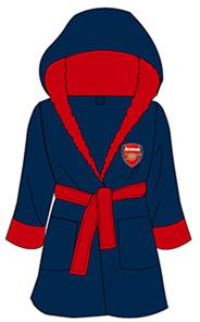 Arsenal F.C. - Kids Bathrobe (3-4 Years) - Cover
