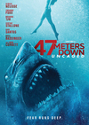 47 Meters Down: Uncaged (DVD)