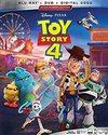 Toy Story 4 (Region A Blu-ray)