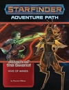 Starfinder Adventure Path: Hive of Minds (Attack of the Swarm! 5 of 6) - Thurston Hillman (Game)