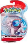 Pokemon - 4.5 inch Battle Feature Figure - Mewtwo