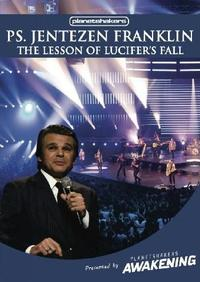 Ps. Jentzen Franklin - The Lesson of Lucifer's Fall (DVD) - Cover
