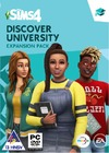 The Sims 4: Discover University - Expansion Pack (PC)