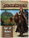 Pathfinder: Second Edition - Age of Ashes Adventure Path - Broken Promises (Role Playing Game)