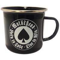 Motorhead - Born to Lose Enamel Mug