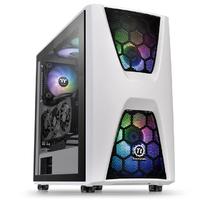 Thermaltake - Commander C34 TG Snow ARGB Edition Midi-Tower Computer Case