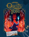 Onward: Quests Of Yore - Disney Book Group (Hardcover)