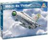 Italeri - 1/72 MiG-21 Bis Fishbed