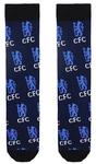 Chelsea - Multi Crest Socks (Size: 8-11)