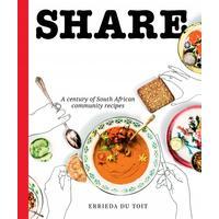 Share - Errieda Du Toit (Hardcover)