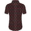 AC/DC Logo Men's Black Shirt (Medium)