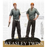 Harry Potter Miniatures Adventure Game - Molly & Arthur Weasley (Miniatures) - Cover