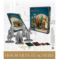 Harry Potter Miniatures Adventure Game - Hogwarts Teachers (Miniatures) - Cover