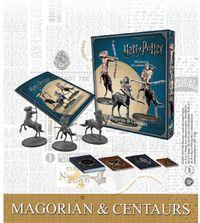 Harry Potter Miniatures Adventure Game - Magorian & Centaurs (Miniatures) - Cover