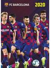 FC Barcelona - Barcelona Official A3 Month To View Wall Calendar (Calendar)