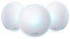 ASUS LYRA Mini MAP-AC1300 Dual Band Whole-Home Mesh Wi-Fi System - White (Pack of 3)