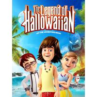 The Legend of Hallowaiian (DVD)